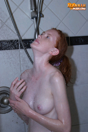 Redhead porn. In The Shower|15|Teen|Alan - Picture 2