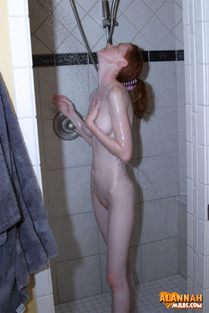 Redhead porn. In The Shower|15|Teen|Alan - Picture 3