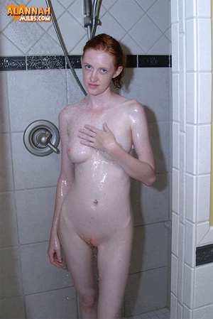 Redhead porn. In The Shower|15|Teen|Alan - Picture 15