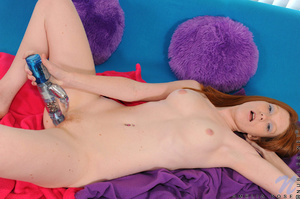 Young teen girl. Slender babe Amelia Ros - XXX Dessert - Picture 10