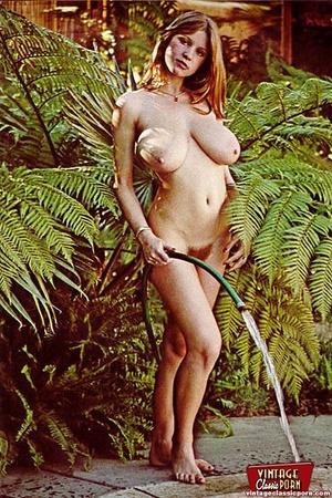 Xxx classic porn. Big breasted roberta P - XXX Dessert - Picture 5