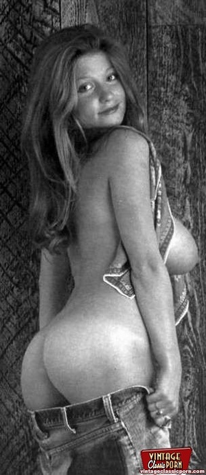 Xxx classic porn. Big breasted roberta P - XXX Dessert - Picture 8