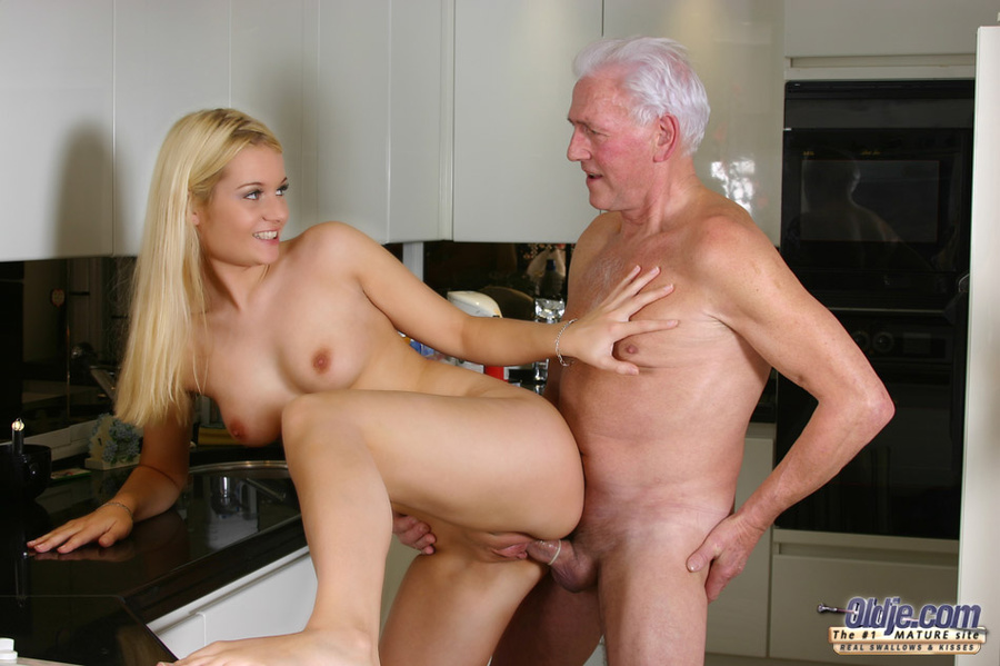 64 old senior fucks young assistant in the medical cabinet 10