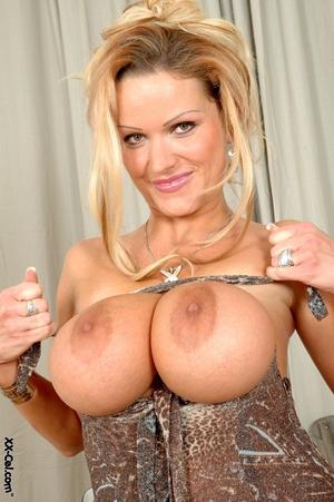 Boobs. Sharon Pink. - XXX Dessert - Picture 6