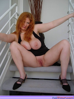Redhead gallery. Some Upskirt Shots Of T - XXX Dessert - Picture 4