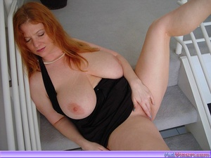 Redhead gallery. Some Upskirt Shots Of T - XXX Dessert - Picture 10
