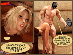 3d toon sex. 3D BDSM Dungeon. - XXX Dessert - Picture 5