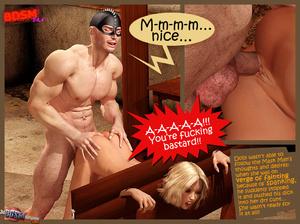 3d toon sex. 3D BDSM Dungeon. - XXX Dessert - Picture 6