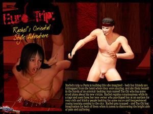 3d cartoon porn. 3D BDSM Dungeon. - XXX Dessert - Picture 1