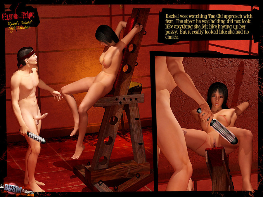 3D Cartoon Porn 3D Bdsm Dungeon - Xxx Dessert - Picture 5