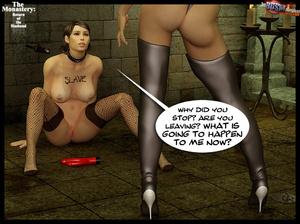 Adult 3d. 3D BDSM Dungeon. - XXX Dessert - Picture 6