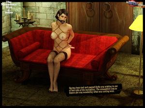 Adult 3d. 3D BDSM Dungeon. - XXX Dessert - Picture 7