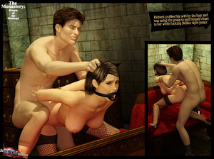 Adult 3d. 3D BDSM Dungeon. - XXX Dessert - Picture 8
