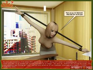 Free 3d. 3D BDSM Dungeon. - XXX Dessert - Picture 9