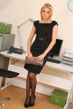 "Hot secretary. ""Natasha appears to be th - XXX Dessert - Picture 3"
