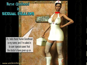 3d cartoon sex. Sexua lHealing. - XXX Dessert - Picture 1