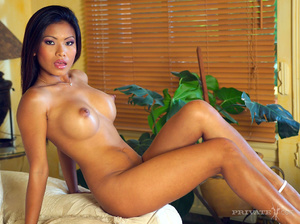 Sexy asian porn. Asian babe in lingerie  - XXX Dessert - Picture 12