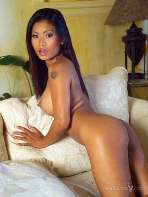 Sexy asian porn. Asian babe in lingerie  - XXX Dessert - Picture 13