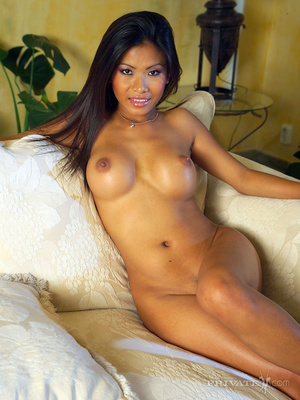Sexy asian porn. Asian babe in lingerie  - XXX Dessert - Picture 15