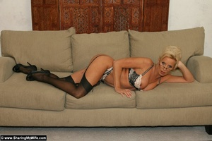 Dirty milfs. Hot Wife TJ Strips and Fuck - XXX Dessert - Picture 6