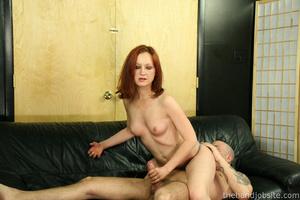 Best handjobs porn. Skank jerks off hard - XXX Dessert - Picture 11