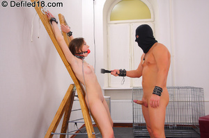 Bondage porn. Defiled 18 - XXX Dessert - Picture 1