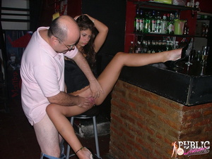 Public sex. Drunk chick lost control dur - XXX Dessert - Picture 10