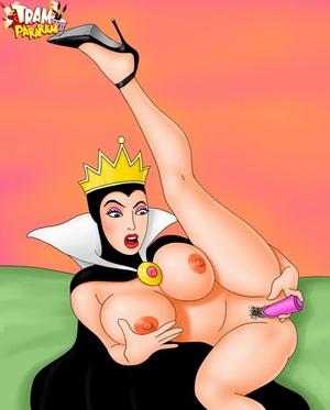 Toon sex comics. Snow White porn. - XXX Dessert - Picture 4