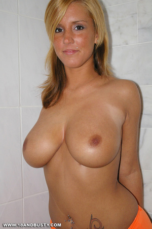 Xxx tits. Hot sweetie with a perfect set - XXX Dessert - Picture 7