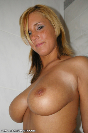 Xxx tits. Hot sweetie with a perfect set - XXX Dessert - Picture 8