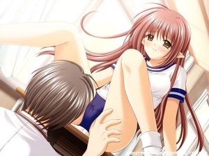 Hentai anime. Hot anime babe giving her  - XXX Dessert - Picture 8