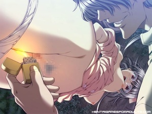 Manga hentai. Kinky cartoon doctor abusi - XXX Dessert - Picture 11