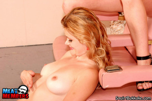 Girl squirt. Marina drinks and washes he - XXX Dessert - Picture 9