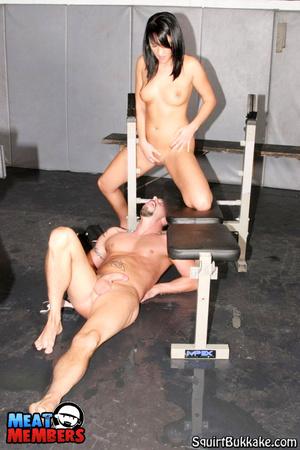 Female ejaculation squirt. Jack got his  - XXX Dessert - Picture 9