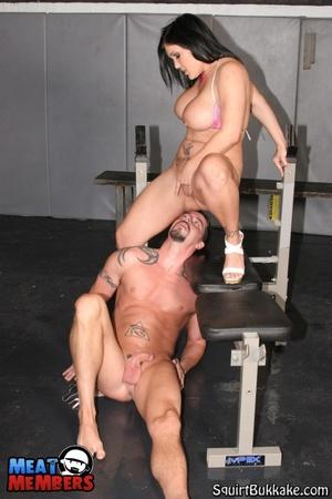 Female ejaculation squirt. Jack got his  - XXX Dessert - Picture 11