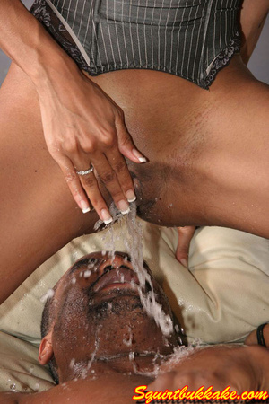 Squirting orgasm. Horny ladies loves pla - XXX Dessert - Picture 9