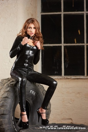 Latex rubber. Latex Heaven. - XXX Dessert - Picture 10