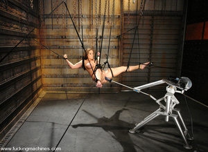 Sexmachines. Christina Carter gets bound - XXX Dessert - Picture 6