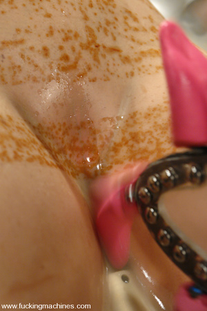 Sexmachines. Christina Carter gets bound - XXX Dessert - Picture 7