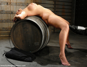 Sexmachines. Christina Carter gets bound - XXX Dessert - Picture 12