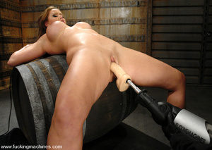 Sexmachines. Christina Carter gets bound - XXX Dessert - Picture 15