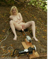 Adult sex machines. Cowgirl does some outdoor scenes with a couple of