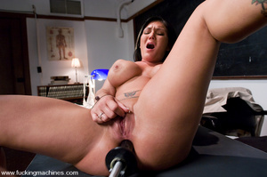 Girls sex machines. BDSM Pics. - XXX Dessert - Picture 8