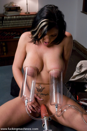 Girls sex machines. BDSM Pics. - XXX Dessert - Picture 11