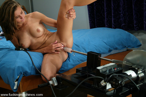 Machines sex. This hottie takes her time - XXX Dessert - Picture 11