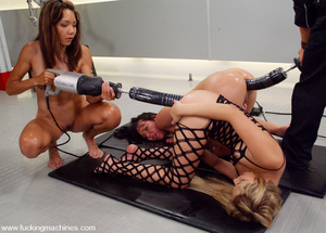 Fucking machine sex pics. BDSM Pics. - XXX Dessert - Picture 8