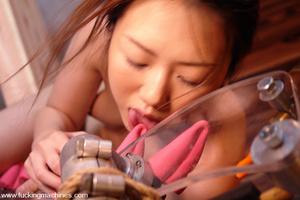 Girls sex machines. Fuckingmachines goes - XXX Dessert - Picture 11