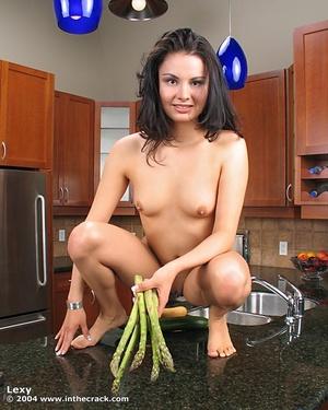 Female masturbation. In the crack. - XXX Dessert - Picture 6