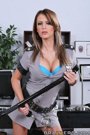Big titties. Jenna Presley fucks her ric - XXX Dessert - Picture 1