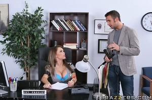 Big titties. Jenna Presley fucks her ric - XXX Dessert - Picture 5